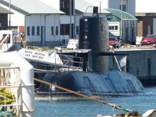 Submarino argentino desaparecido: Solidariedade da Igreja após notícia de explosão