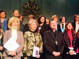 Vaticano cria comissão de 37 mulheres para assessorar em temas culturais