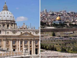 Vaticano manifesta preocupação pela crise em Jerusalém e convida a uma solução negociada