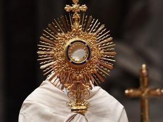 O sentido da adoração na liturgia renovada