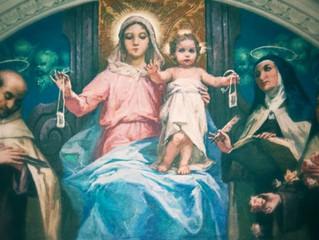 12 chaves para usar o escapulário de Nossa Senhora do Carmo