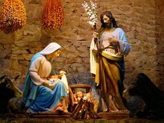 Hoje começa a Oitava de Natal, celebramos o nascimento de Jesus por 8 dias