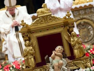 """Papa na Missa do Galo: """"Transformar a força do medo em força da caridade"""""""
