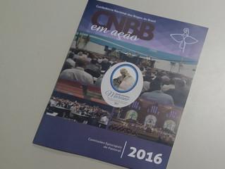 Lançada a revista anual sobre atividades das Comissões e Organismos nos regionais da CNBB