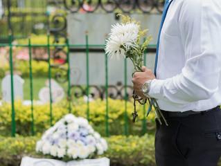 Visite seus mortos a reacenda a chama da fé