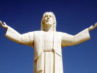 A polêmica do Cristo da Odebrecht noPeru