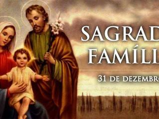 Igreja celebra hoje a Festa da Sagrada Família