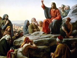 Reflexão dominical: Discurso da Montanha - Bem-aventuranças