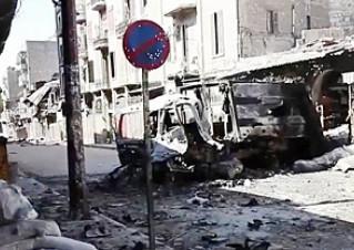 Comissão investiga crimes em Aleppo