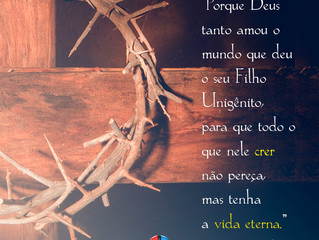 Projeto Telão: Missa Sábado 24/03 e Domingo de Ramos