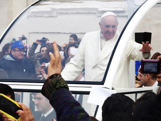 Papa Francisco: armas nucleares, humanidade corre risco de suicídio