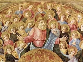 """Solenidade de Todos os Santos; """"Sede santos porque eu sou Santo!"""""""