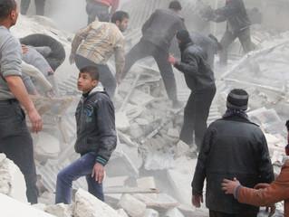 Criança morre em reduto rebelde sírio apesar de trégua