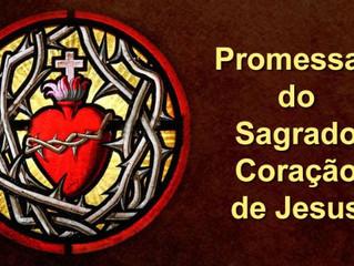 Estas são as 12 promessas do Sagrado Coração de Jesus