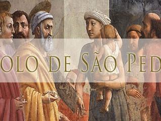 Óbolo de São Pedro: contribuição para as obras de caridade do Papa