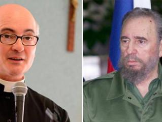 A dura reflexão de Padre Fortea sobre o destino final de Fidel Castro