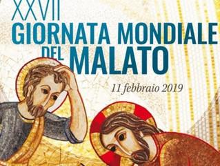 Divulgada mensagem do papa Francisco para o XXVII Dia Mundial do Enfermo
