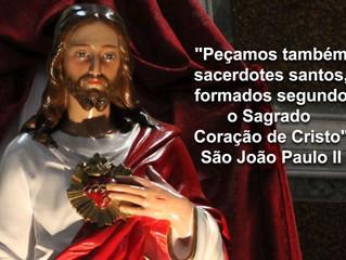 Hoje é celebrado o Dia Mundial de Oração pela Santificação dos Sacerdotes