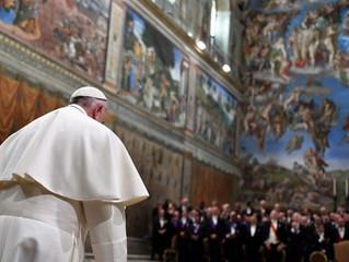 Vídeo: há 4 anos o Conclave elegia Francisco