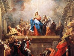 8 chaves para compreender Pentecostes