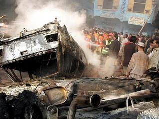 """Paquistão: """"Que o coração endurecido pelo ódio se converta em paz"""", pede o Papa"""