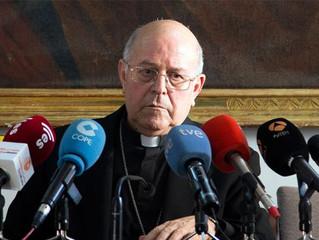 Cardeal pede perdão por abusos cometidos por sacerdote em seminário menor da Espanha