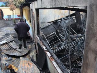 """Segundo incêndio em igrejas é mostra da uma """"maldade diabólica"""", denuncia pároco chileno"""