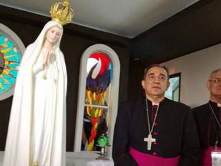 Arcebispo do Panamá confia JMJ 2019 à Virgem de Fátima