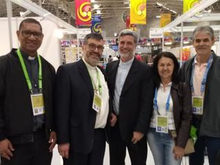 Brasileiros participam de Encontro Mundial das Famílias com o Papa Francisco