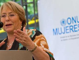 Após despenalizar o aborto, Bachelet apresenta projeto de casamento gay no Chile