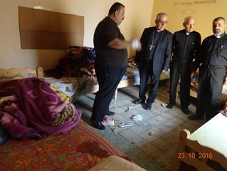 A Virgem cegou terrorista do ISIS enquanto nos escondíamos, asseguram cristãos no Iraque