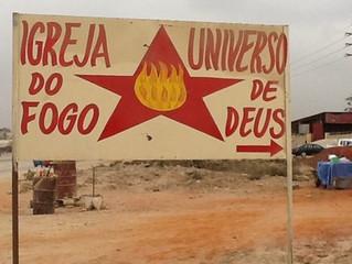 """Brasil: relatório do jornal """"O Globo"""" sobre as organizações religiosas"""