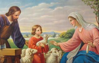 Homilia: Sagrada Família