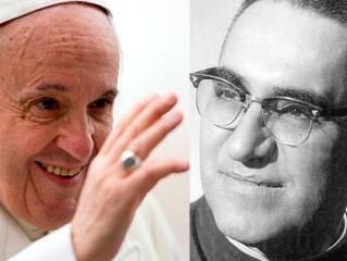 Papa Francisco saúda jovens que festejam próxima canonização de Dom Romero