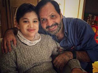 Músico católico Martín Valverde agradece orações pelo filho Pablo que já está em casa