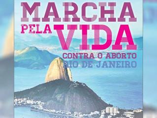 Marcha pela Vida denuncia iniciativa em favor do aborto e defende diretos do nascituro