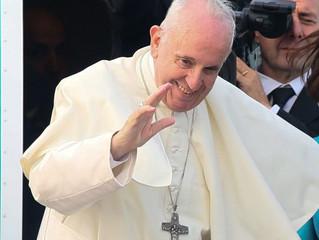 Papa Francisco despede-se da Irlanda