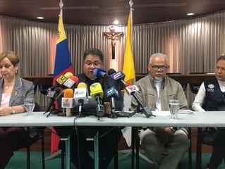 Igreja na Venezuela pede eleições livres e que se permita ingresso de ajuda humanitária