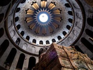 Reabrem o Santo Sepulcro de Cristo em Jerusalém