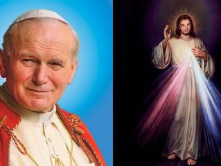 São João Paulo II: O grande devoto da Divina Misericórdia