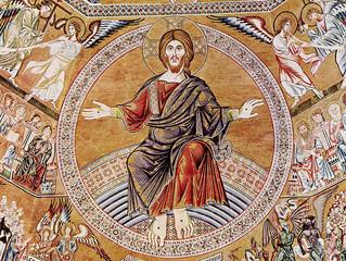 Projeto Telão: Solenidade Cristo Rei do Universo - Ano A - 26.11.2017