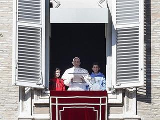 Papa: o pobre em espírito sabe ser humilde e disponível à graça de Deus