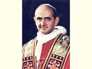 Paulo VI será Santo até o final de 2018