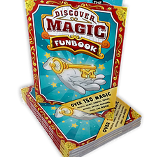Magic Fun Book