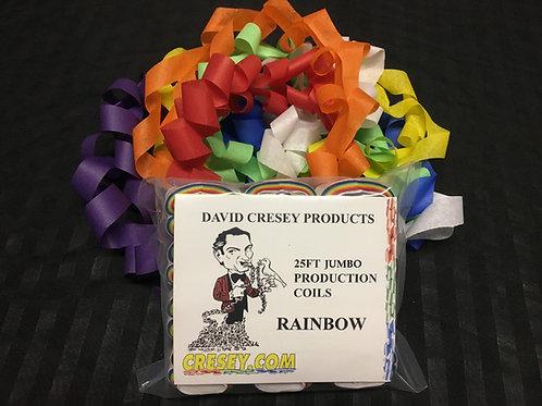 Regular Rainbow (ROYGBV)Production Coils