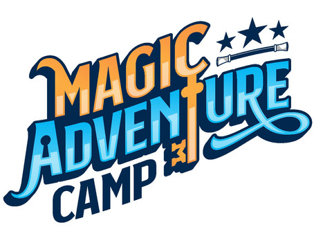 I am so excited to be launching my NEW Magic Adventure Camp!!