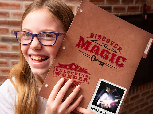 1-Day Wonder Online Magic Class