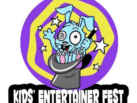 Kids Entertainer Fest registration is almost closed