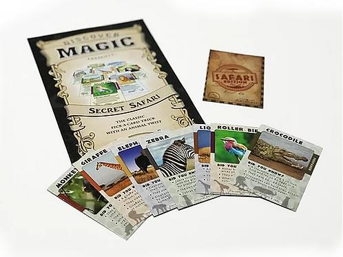 Secret Safari Cards