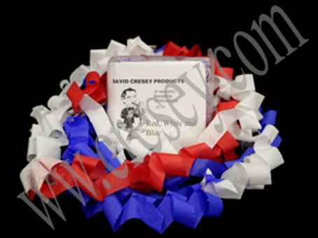 Regular Production coil Red, White and Blue(25 foot)